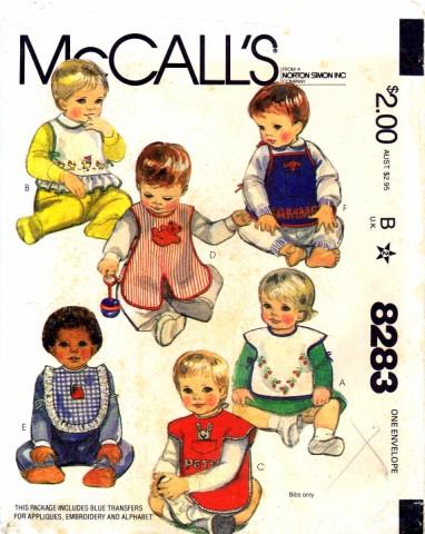 McCalls 1982 8283