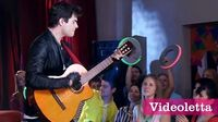 "Violetta 3 English Diego sings ""Who I am"" (Ser quien soy) Ep"