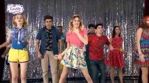 "Violetta 3 English Violetta sings ""I'm alive"" Ep"
