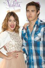 Jorge and Martina