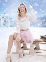 Martina Stoessel Snow 3