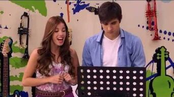 "Violetta - Cami's version of ""Breathless"""