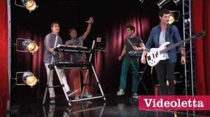 """Violetta 2 English - Guys sing """"Salta"""" (""""When you can hear the party start up"""") Ep"""