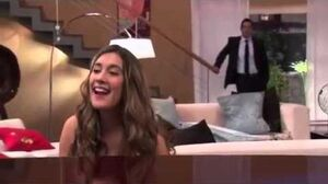 Violetta 2 Angie Sings All Or Nothing (ENGLISH)