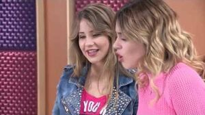"""Violetta 3 English - Vilu and Lena sing """"This could be"""" (Descubrí) - Ep"""
