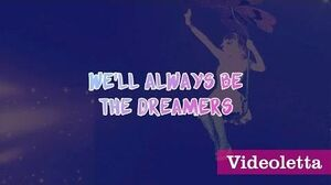 Violetta 3 English We grew together (Lyrics Video)