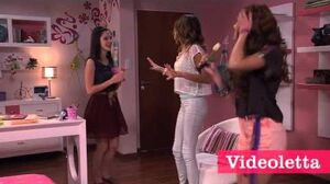 "Violetta 2 English - Girls singing ""How do you want(me to love you)"" Ep"