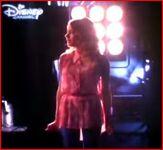 Violetta on stage