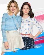 Franletta Season 3 promotional pic