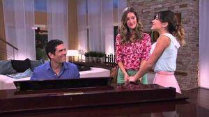 Violetta Vilu, Germán y Angie cantan ¨Algo Se Enciende¨ (Ep 66 Temp 2)