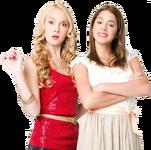 Violetta y ludmila pedido png by sofidire-d77ljf4