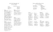 Wellesley Concert Program 5-05