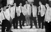 Virginia Gentlemen Original 1953 Class