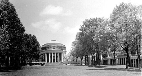 Rotunda University of Virginia