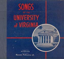Songs of the University of Virginia