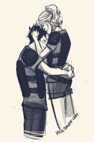 File:Percabeth in Armor.png