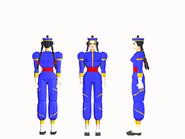 Virtua Fighter Art Pai 02