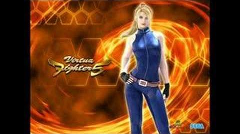 Virtua Fighter 5 Sarah Theme
