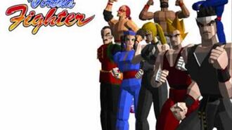Virtua Fighter OST Theme of Lau