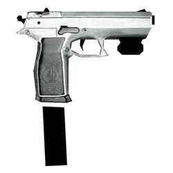 Jericho handgun preview