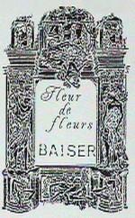 Baiser Fleurdefleurs