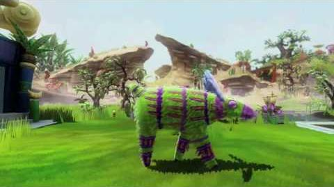 Viva Piñata Trouble in Paradise Trailer