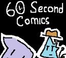 60 Second Comics