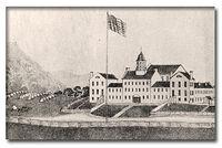 Arsenal Barracks 1839