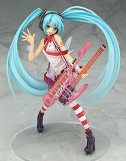 Hatsune Miku The Greatest Idol Scale Figure