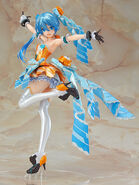 Hatsune Miku Orange Blossom version