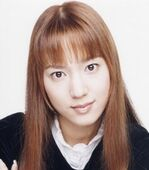Voice provider Haruna Ikezawa