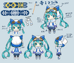 Snow Miku 2016 Concept Art