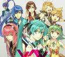EXIT TUNES PRESENTS Vocalonexus feat. 初音ミク