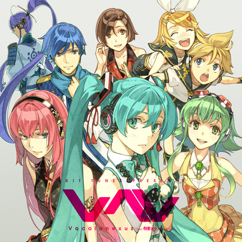 EXIT TUNES PRESENTS Vocalonexus Feat. 初音ミク