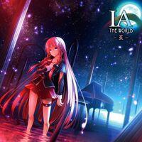 Ia the world hoshi album illust
