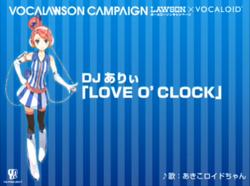 Love o clock