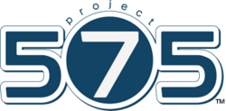 Project 575 logo