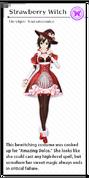 X Module Strawberry Witch