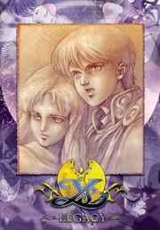 Ys (OVA) Cover