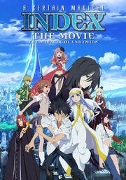 Toaru Majutsu no Index Endyumion no kiseki
