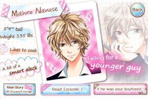 Mahiro Nanase - Profile