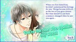 Riku Morimachi beyond friendship
