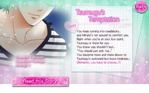 Tsumugus temptation overview
