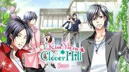 Kiss Me on Clover Hill