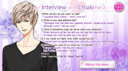 An Interview with Chiaki - Part 2