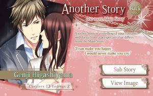 Another Story - Genji Higashiyama Infobox