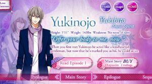 Yukinojo - Profile