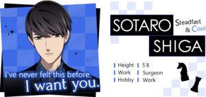 Sotaro Shiga Profile