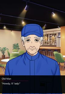 Old Man (LOD)
