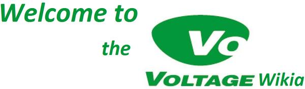 Voltage Welcome